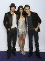 Cast @ 2010 Teen Choice Awards - the-vampire-diaries-tv-show photo