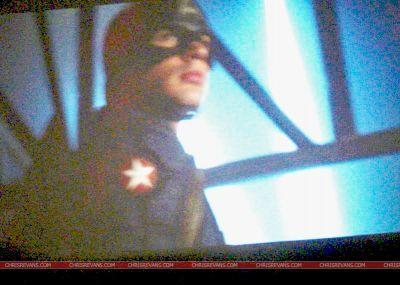 Chris Evans - Captain America Promo