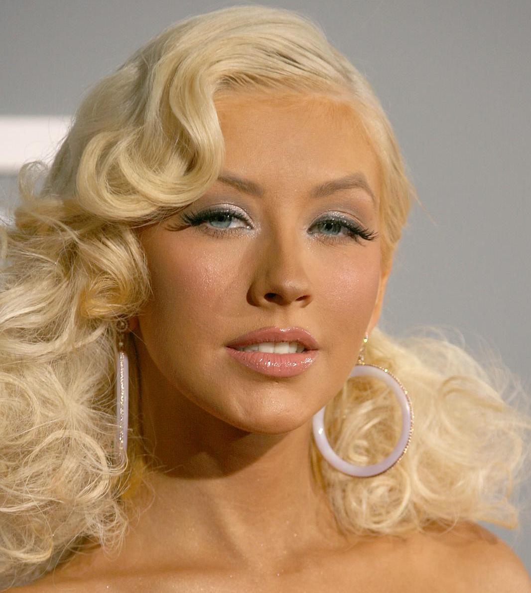 Christina Aguilera at the grammys !!2007