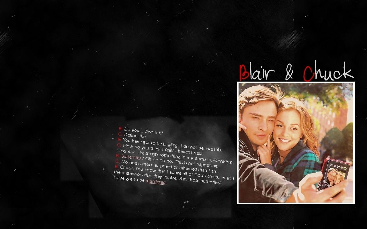 Chuck && Blair <3