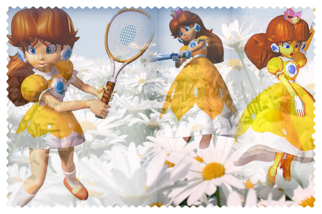 princess peach and daisy together. Princess+peach+and+daisy