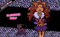 Clawdeen(MH) - monster-high wallpaper