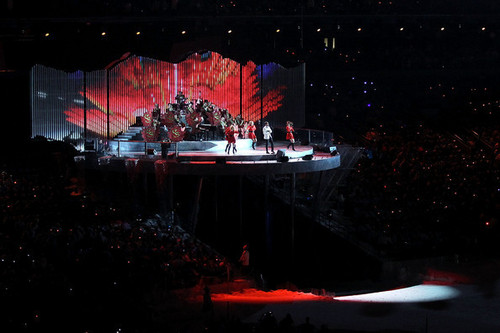 Closing Ceremony of the Vancouver 2010 Winter Olympics (Feb. 28)