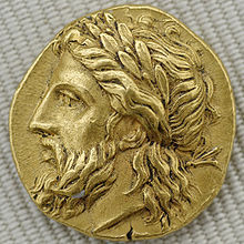 The Heroes of Olympus achtergrond titled Coin of Zeus