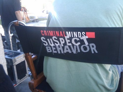 Criminal Minds Suspect Behavior on Set