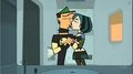 DXG KISS IN CONFESSIONAL!!!!!!!!:O - total-drama-world-tour photo