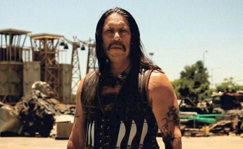 Machete kertas dinding called Danny Trejo as Machete