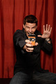 David in TV Guide Mag's Foto Booth