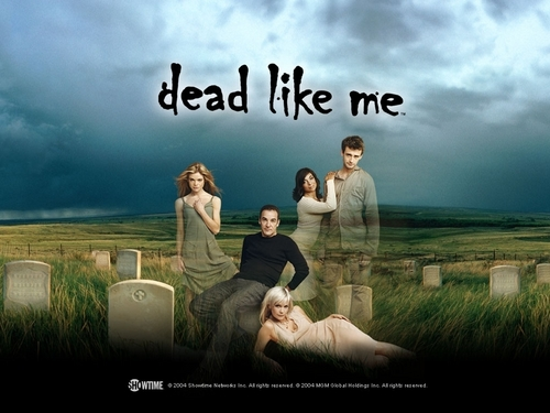 Dead Like Me achtergrond entitled Dead Like Me