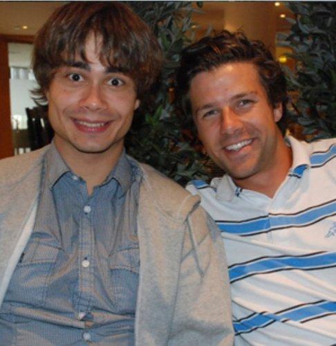 Didrik and Alex