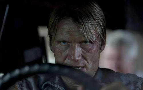 Dolph Lundgren in The Expendables  - the-expendables Photo
