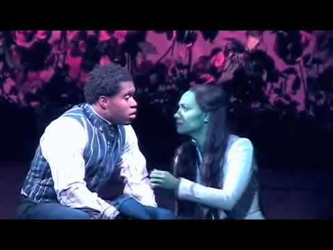 Eden Espinosa वॉलपेपर titled Eden in Wicked