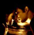 Edward & Bella at Isle Esme