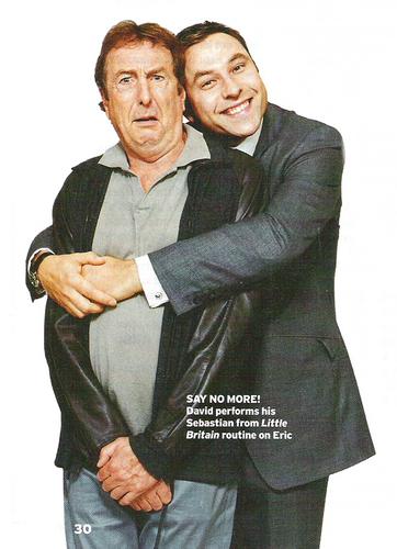 Eric and David