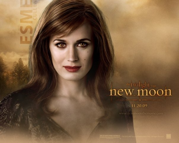 Esme cullen harry potter vs twilight photo 14502931 for Anne gellert