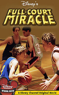 Full-Court Miracle movie poster - disney-channel-original-movies Photo