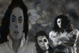 Michael Jackson's Ghosts wallpaper entitled Ghosts