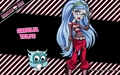Ghoulia Yelps - monster-high wallpaper