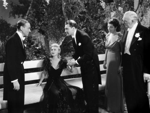 Ginger Rogers and Fred Astaire - Ginger Rogers Photo