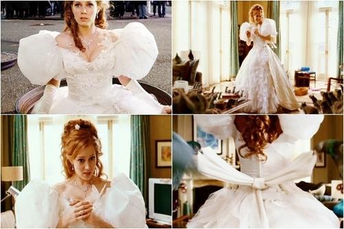 Giselle's dresses