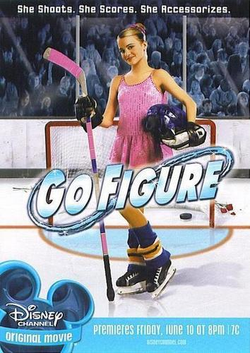 Go Figure movie poster - disney-channel-original-movies Photo