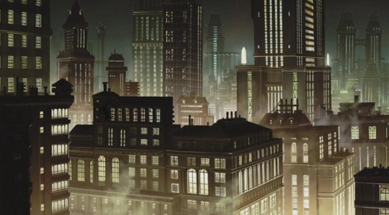 Gotham City (DC Comics... Scarecrow Mask Arkham City