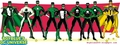 Green Lantern Kyle Rayner - dc-comics fan art