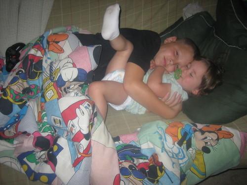 Hanna & Jake aka SnuggleBuddies