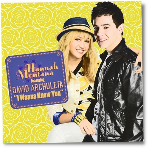 Hannah Montana & David Archuleta I wanna Know toi promo
