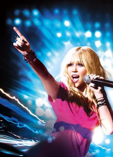 Hannah Montana wallpaper entitled Hannah Montana Forever Poster