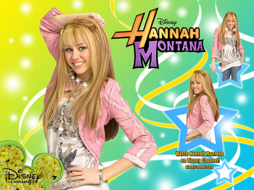 Hannah Montana season 2 exclusive 壁紙 as a part of 100 days of hannah によって Dj !!!