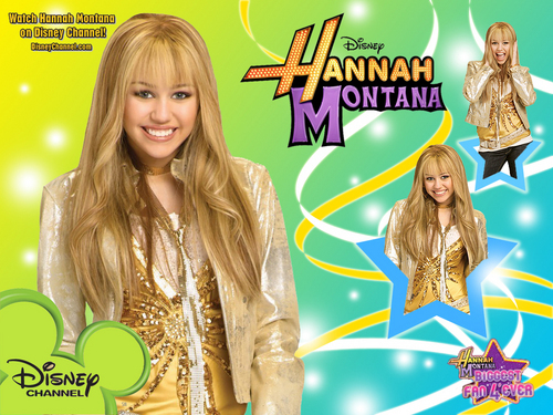 Hannah Montana season 2 exclusive fonds d'écran as a part of 100 days of hannah par Dj !!!