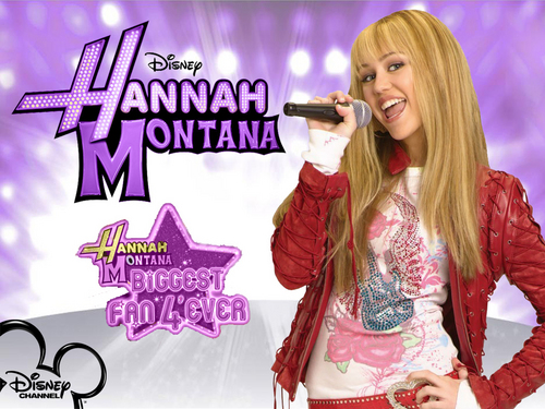 Hannah Montana season 2 exclusive দেওয়ালপত্র as a part of 100 days of hannah দ্বারা Dj !!!