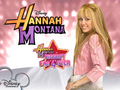 Hannah Montana season 2 exclusive wallpaper as a part of 100 days of hannah oleh Dj !!!