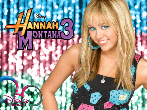 Hannah Montana season 3 exclusive fond d'écran as a part of 100 days of hannah par Dj! lil edit!!