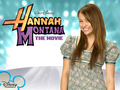 Hannah montana the movie wallpaper as a part of 100 days of hannah oleh dj !!!