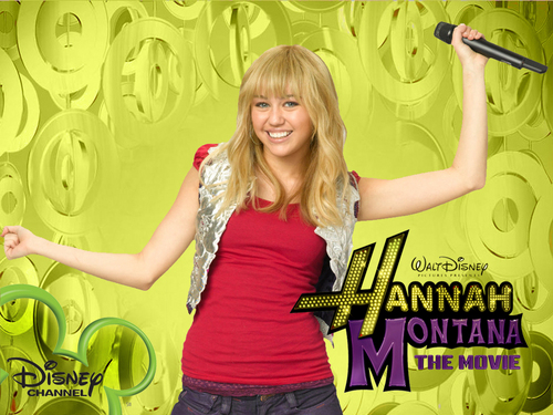 Hannah montana the movie 壁紙 as a part of 100 days of hannah によって dj !!!
