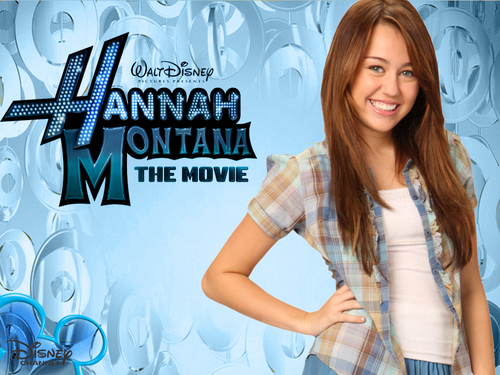 Hannah montana the movie fonds d'écran as a part of 100 days of hannah par dj !!!