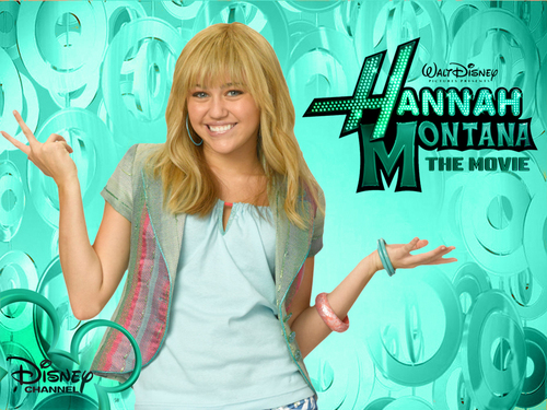 Hannah Montana wallpaper titled Hannah montana the movie wallpapers as a part of 100 days of hannah by dj !!!