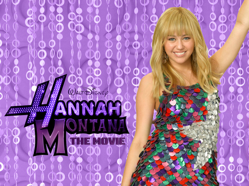 Hannah montana the movie वॉलपेपर्स as a part of 100 days of hannah द्वारा dj !!!