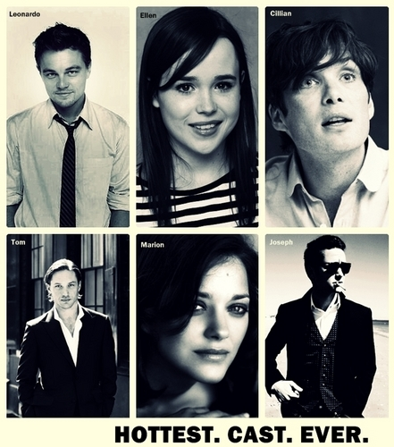 Hottest cast ever.