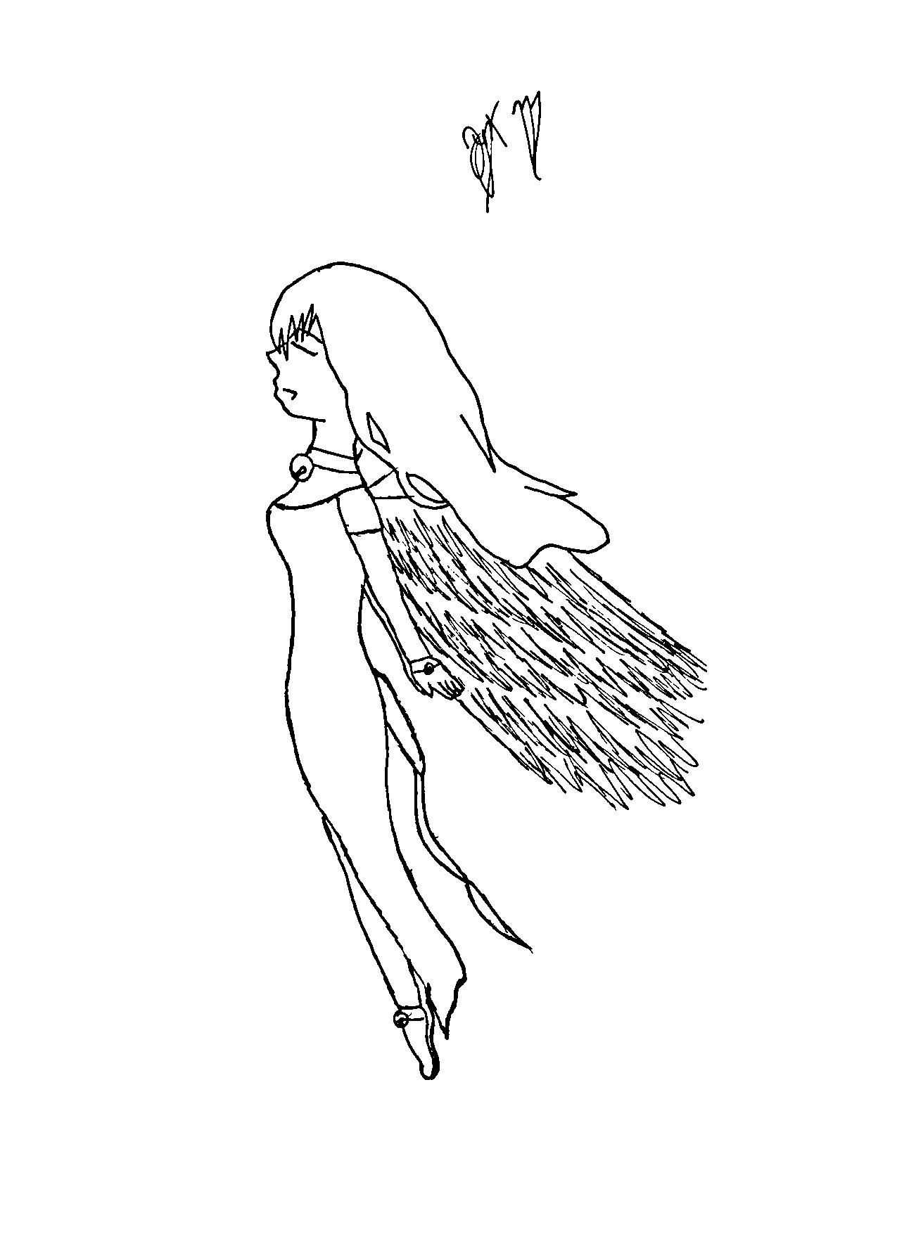 I draw... a lot XD