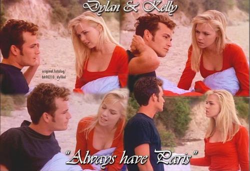 I दिल Dylan & Kelly