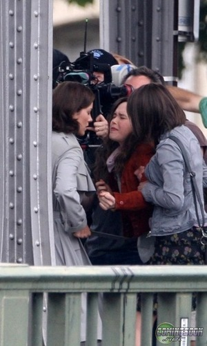 Inception behind the scene