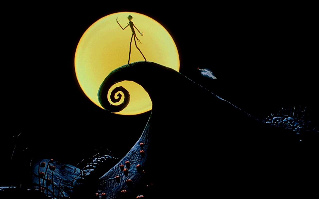 Nightmare Before Christmas Jack Wallpaper