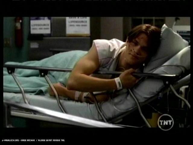 Jared Padalecki ER