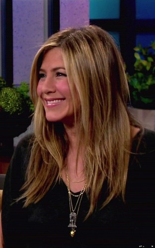Jennifer @ the Tonight Show