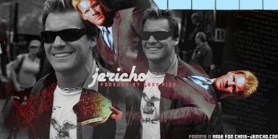Jericho - chris-jericho Fan Art