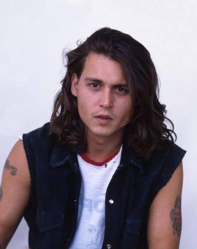 Johnny depp haircuts