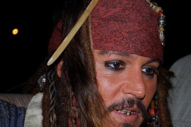 johnny depp pirate. Johnny depp- Pirates of the